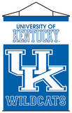 NCAA Kentucky Wildcats Indoor Banner Scroll Wall Scroll