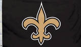 NFL New Orleans Saints Flag with Grommets Flag