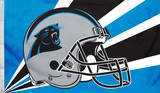 NFL Carolina Panthers Flag with Grommets Flag