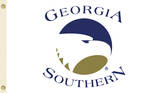 NCAA Georgia Southern Eagles Flag with Grommets Flag