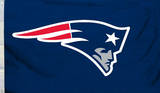 NFL New England Patriots Flag with Grommets Flag
