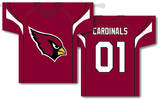 NFL Arizona Cardinals 2-Sided Jersey Banner Flag