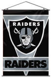 NFL Oakland Raiders Wall Banner Wall Scroll