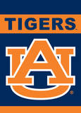 NCAA Auburn Tigers 2-Sided Garden Flag Novelty