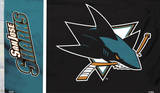 NHL San Jose Sharks Flag with Grommets Flag