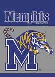NCAA Memphis Tigers 2-Sided Garden Flag Bandera
