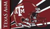 NCAA Texas A&M Aggies Helmet Flag with Grommets Flag