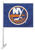 NHL New York Islanders Car Flag Flag