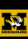 NCAA Missouri Tigers 2-Sided Garden Flag Flag