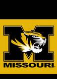 NCAA Missouri Tigers 2-Sided Garden Flag Bandera