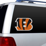 NFL Cincinnati Bengals Diecut Window Film Window Decal