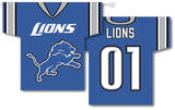 NFL Detroit Lions 2-Sided Jersey Banner Flag