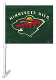 NHL Minnesota Wild Car Flag Flag