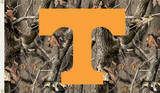 NCAA Tennessee Volunteers Camo Flag with Grommets Bandera