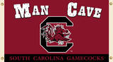 NCAA South Carolina Gamecocks Man Cave Flag with Grommets Flag