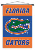 NCAA Florida Gators Indoor Banner Scroll Wall Scroll