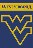 NCAA West Virginia Mountaineers 2-Sided House Banner Flag