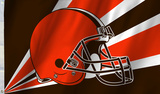 NFL Cleveland Browns Flag with Grommets Flag