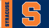 NCAA Syracuse Orange Flag with Grommets Flag