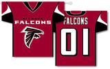 NFL Atlanta Falcons 2-Sided Jersey Banner Flag