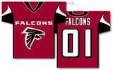 NFL Atlanta Falcons 2-Sided Jersey Banner Flag