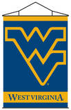 NCAA West Virginia Mountaineers Indoor Banner Scroll Wall Scroll