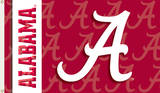 NCAA Alabama Crimson Tide 2-Sided Flag with Grommets Flag