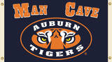 NCAA Auburn Tigers Man Cave Flag with Grommets Flag