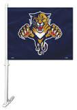 NHL Florida Panthers Car Flag Flag