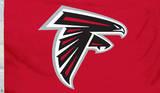 NFL Atlanta Falcons Flag with Grommets Flag