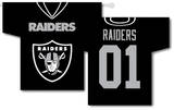 NFL Oakland Raiders 2-Sided Jersey Banner Flag