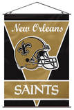 NFL New Orleans Saints Wall Banner Flag