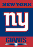 NFL New York Giants 2-Sided House Banner Flag