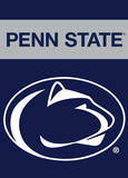 NCAA Penn State Nittany Lions 2-Sided Garden Flag Bandera