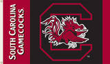 NCAA South Carolina Gamecocks 2-Sided Flag with Grommets Flag