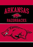 NCAA Arkansas Razorbacks 2-Sided Garden Flag Flag