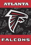 NFL Atlanta Falcons 2-Sided House Banner Flag