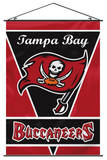 NFL Tampa Bay Buccaneers Wall Banner Flag