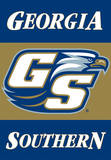 NCAA Georgia Southern Eagles 2-Sided House Banner Flag