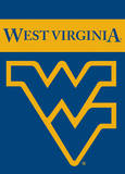NCAA West Virginia Mountaineers 2-Sided Garden Flag Novelty
