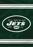 NFL New York Jets 2-Sided House Banner Flag
