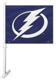 NHL Tampa Bay Lightning Car Flag Flag