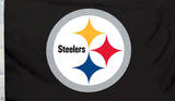 NFL Pittsburgh Steelers Flag with Grommets Flag