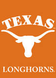 NCAA Texas Longhorns 2-Sided Garden Flag Novelty