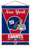 NFL New York Giants Wall Banner Flag