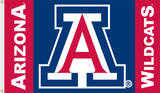 NCAA Arizona Wildcats Flag with Grommets Novelty