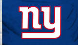 NFL New York Giants Flag with Grommets Flag
