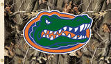 NCAA Florida Gators Camo Flag with Grommets Flag