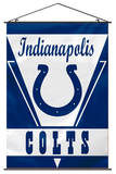 NFL Indianapolis Colts Wall Banner Flag