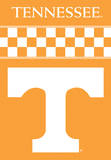NCAA Tennessee Volunteers 2-Sided House Banner Flag